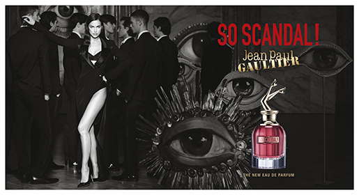 Jean Paul Gaultier So Scandal! Eau de Parfum bei CosmeticExpress