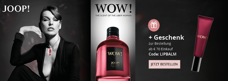 JOOP! WOW! For Women Eau de Parfum