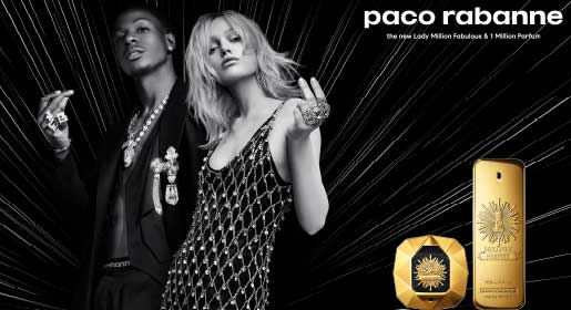 Paco Rabanne Lady Million Fabulous online kaufen bei CosmeticExpress